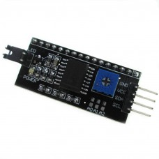 LCD1602 Adapter Board w/ IIC / I2C Interface (Compatible with Arduino Boards)