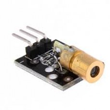 650nm Laser Diode Module for Arduino (Works with Arduino Boards)