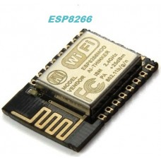 ESP8266 ESP-12E WiFi board with full I/O external SPI and PCB antenna